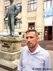 Moldau Historiker Ion Stefanita