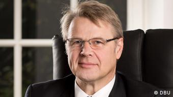 Ο γενικός γραμματέας του Γερμανικού Ομοσπονδιακού Ιδρύματος για το Περιβάλλον Χάινριχ Μπότερμαν