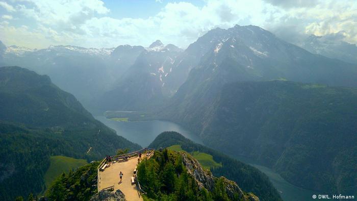Deutschland Berchtesgadener Land (Bildergalerie)