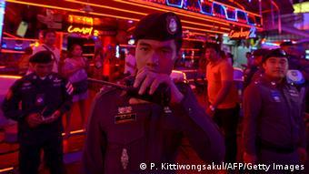 Thailand Bombenanschlag Bangkok Polizei