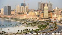 Bildergalerie Millionäre Afrika - Hafen von Luanda