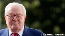 Front National-Gründer Jean-Marie Le Pen
