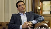 Griechenland Alexis Tsipras Rücktritt