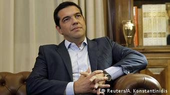 O κ. Γκάμπριελ θα έχει δέιπνοεργασίας με τον πρωθυπουργό Αλέξη Τσίπρα