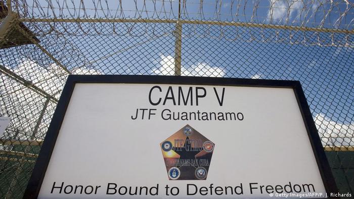 Symbolbild Guantanamo