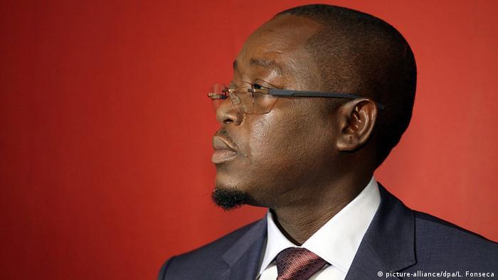 Guinea-Bissau Ministerpräsident Baciro Dja
