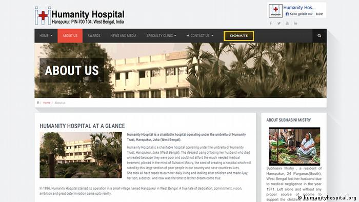 Screenshot Humanity Hospital