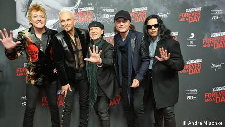 Scorpions-DVD Forever And A Day (André Mischke)