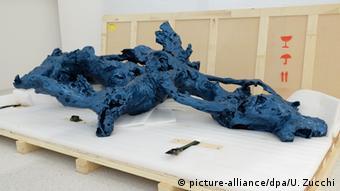 Ai Weiwei kolorierte Wurzel