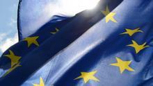 21.08.2015 DW Themenwoche Themenbild EU Europa Flagge