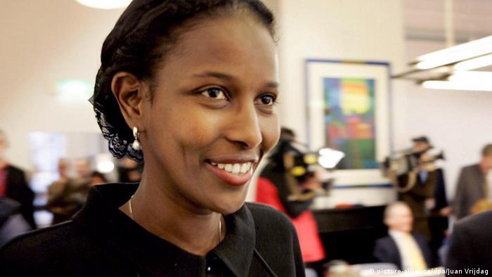 Ayaan Hirsi Ali (picture-alliance/dpa/Juan Vrijdag)