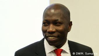 Geberkonferenz von Guinea-Bissau in Brüssel Domingos Simoes Pereira