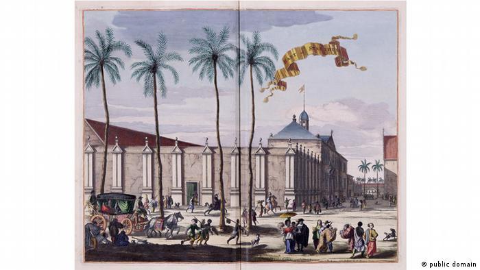 Bildergalerie Oost-Indische Compaignie (VOC)