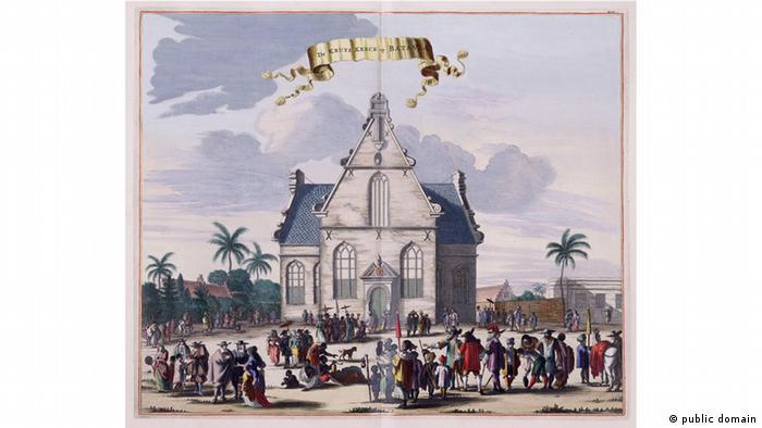 Bildergalerie Oost-Indische Compaignie (VOC) (public domain)