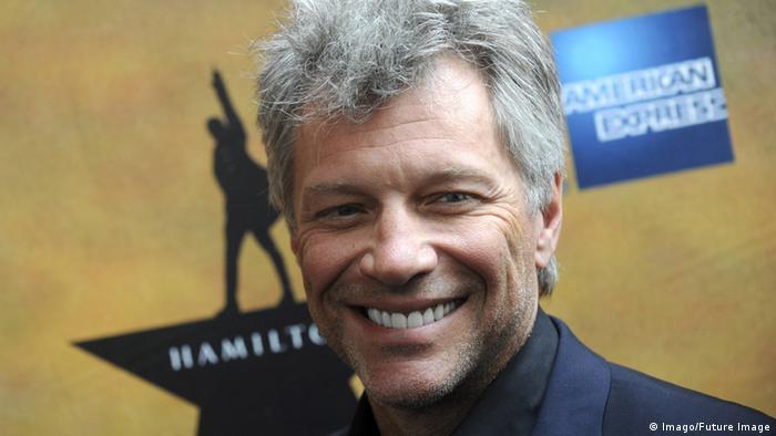 Jon Bon Jovi (Imago/Future Image)