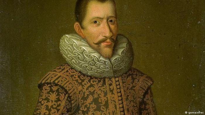 Porträt Jan Pieterszoon Coen
