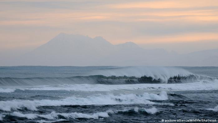 Der Pazifik vor Kamtschatka