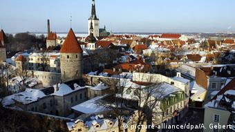 Estland, Altstadt von Tallinn