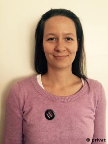 Zuzana Števulová, Leiterin der Human Rights League - Foto: privat / Human Rights League
