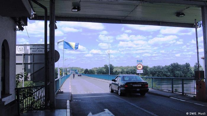 Granični prijelaz u Brčkom u nadležnosti je TU Sjeveroistok