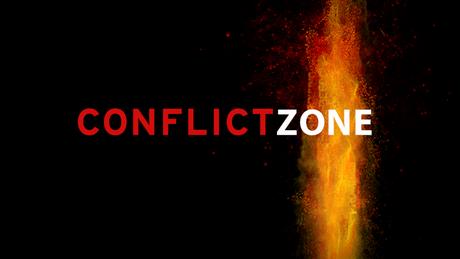 08.2015 DW Conflict Zone (Sendungslogo)