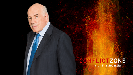 08.2015 DW Conflict Zone Moderator Tim Sebastian (Moderatorenbio)