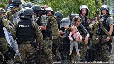 Βοήθεια στο δράμα των προσφύγων