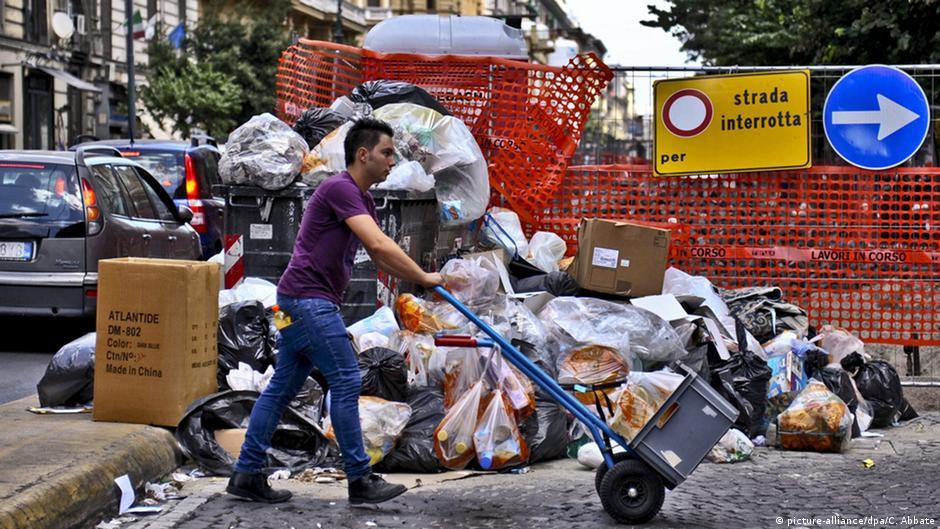 causes of improper garbage disposal