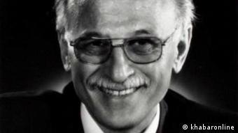 پروفسور بهروز برومند پدر علم نفرولوژی ایران
