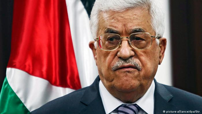 Mahmud Abbas (picture-alliance/dpa/Str.)
