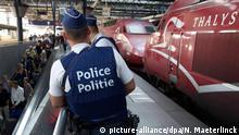 Thalys-Anschlag Polizei