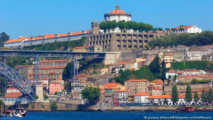 Portugal Stadt Porto (picture alliance/Bildagentur-online/Moreno)