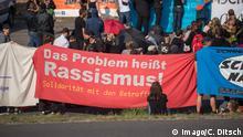 Deutschland Gegendemos in Heidenau (imago/C. Ditsch)