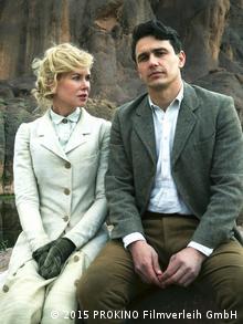 Filmstill Königin der Wüste: Gertrude Bell (Nicole Kidman) und Henry Cadogan (James Franco) (Foto: PROKINO Filmverleih GmbH)