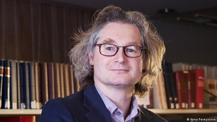 Професор Ульф Бруннбауер з Університету Регенсбурга у Баварії