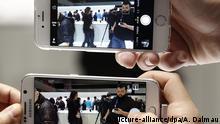 Vergleich Samsung Galaxy 6 und Iphone