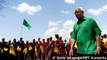 Tansania Präsidentschaftswahlen Kandidatur Edward Lowassa