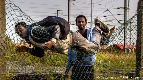 flüchtlinge zerstören deutschland