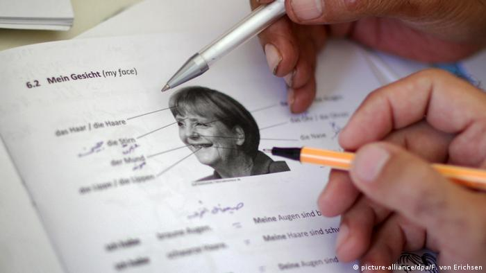 Пособие для изучения немецкого языка