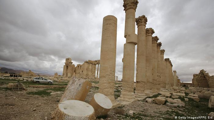 SIRIA / Palmira, �perdida para siempre?