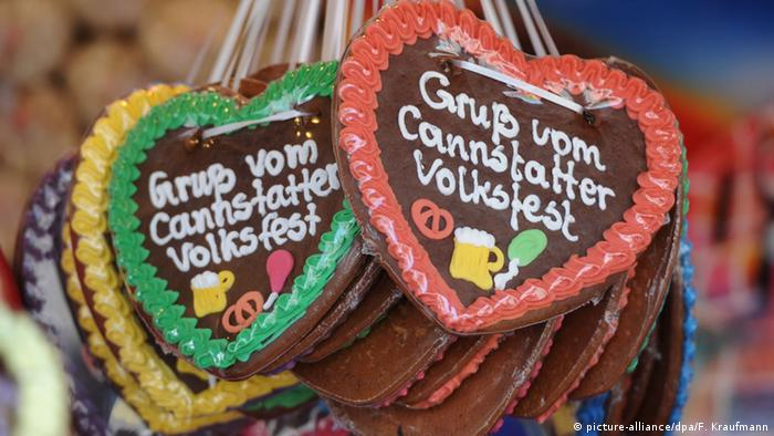 Подарочные пряники на Канштатском празднике