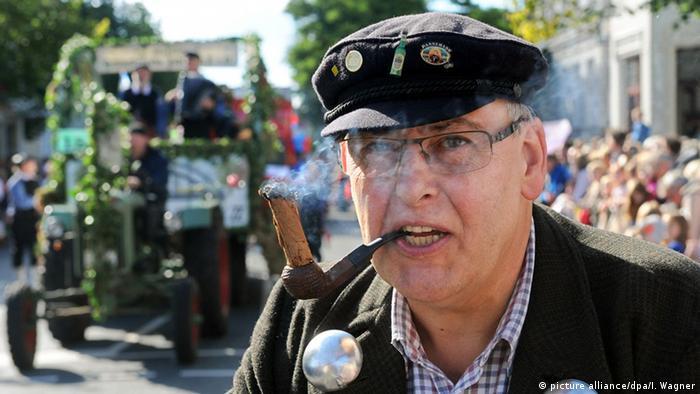 Шествие, открывающее Крамермаркт в Ольденбурге