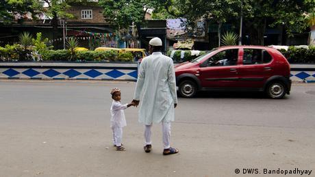 Indien Moscheen von Kolkata