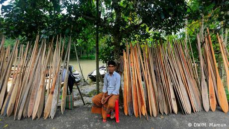 Bangladesch Kuriana Bootsmarkt