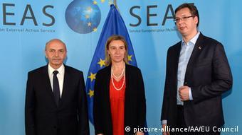 Перемовини між Косовим та Сербією проходять за посередництва ЄС