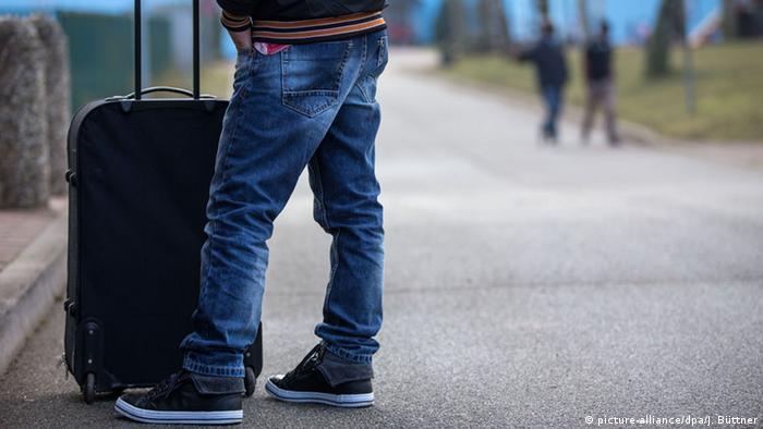 Deutschland Symbolbild Flüchtlinge