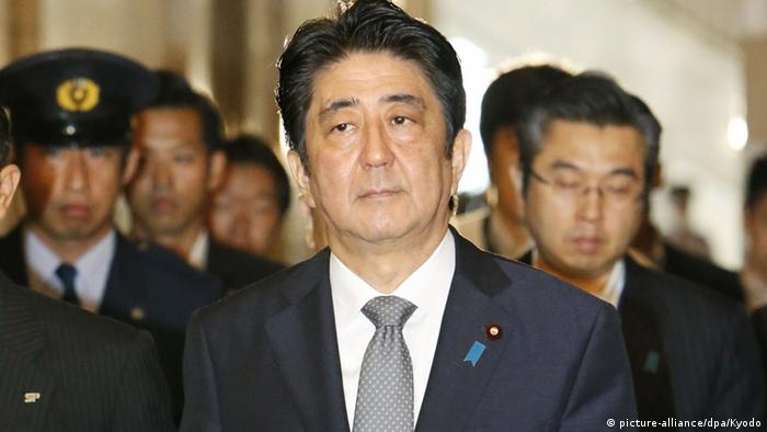 Japan's Prime Minister Shinzo Abe spoke to US President Barack Obama about claims that the NSA spied on Japanese officials.