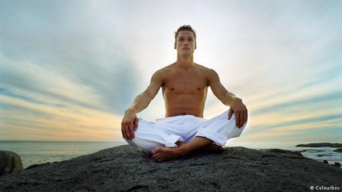 Symbolbild Meditation