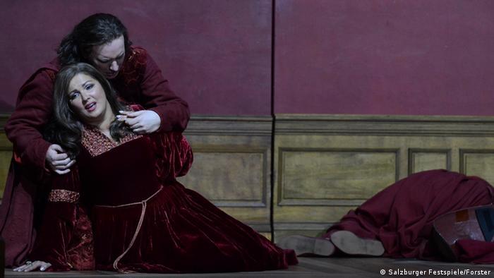 Bildergalerie Salzburger Festspiele 2015 Il trovatore