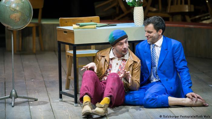 Bildergalerie Salzburger Festspiele 2015 Komödie der Irrungen